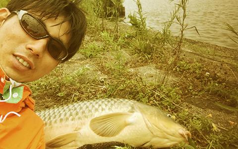 霞ヶ浦などに釣りに行きます